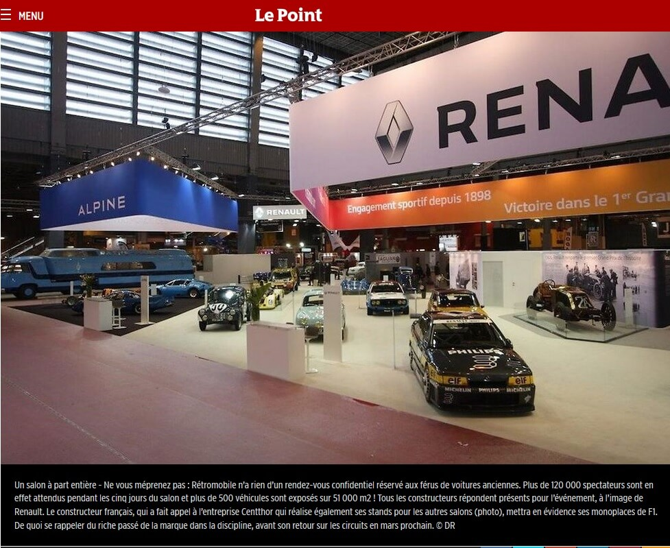 Centthor_Renault_Retromobile_2016_LePoint