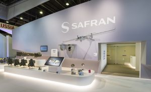 Stand SAFRAN Le Bourget 2017