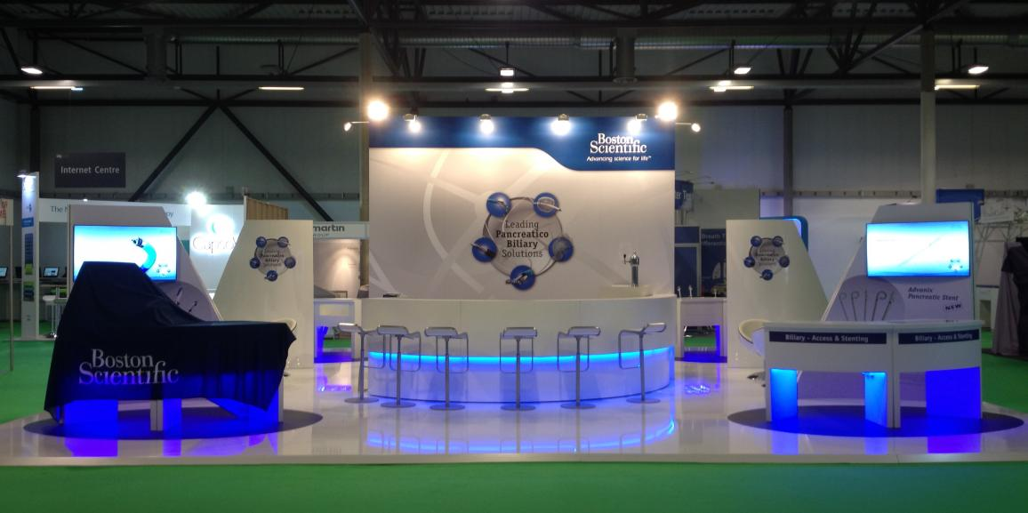 Stand Boston Scientific – UEGW – 2014