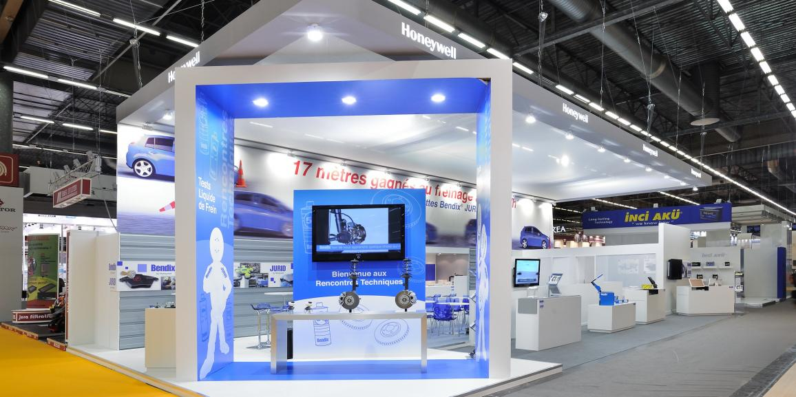 Stand Honeywell – Salon Equipauto