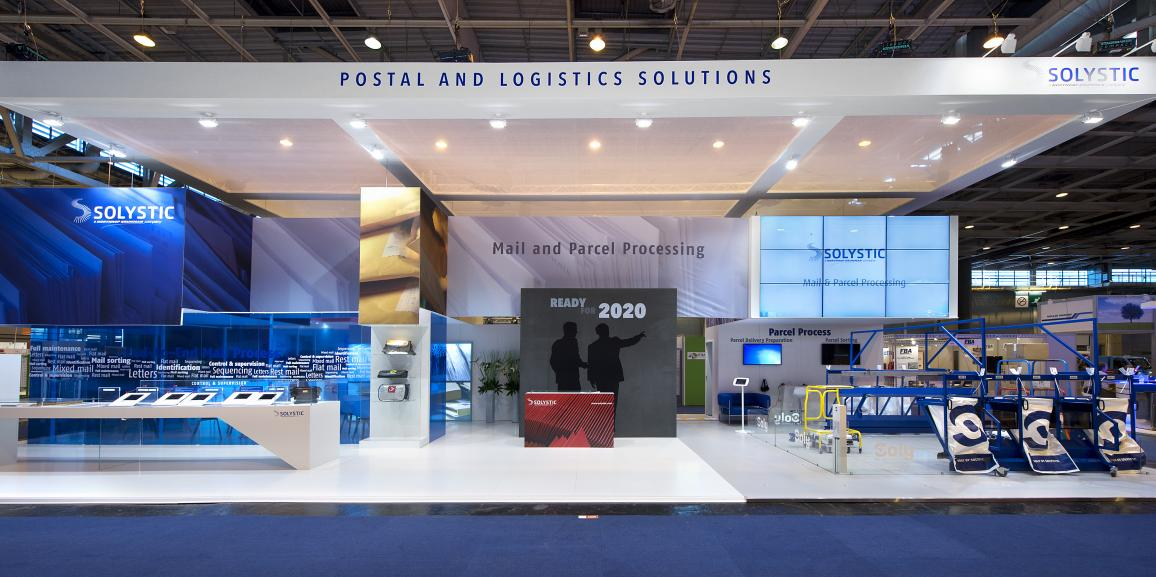 Stand Solystic – Post Expo – 2015