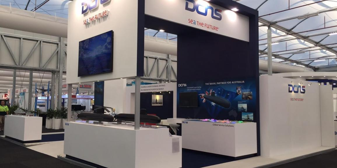 Stand DCNS – Pacific – 2015