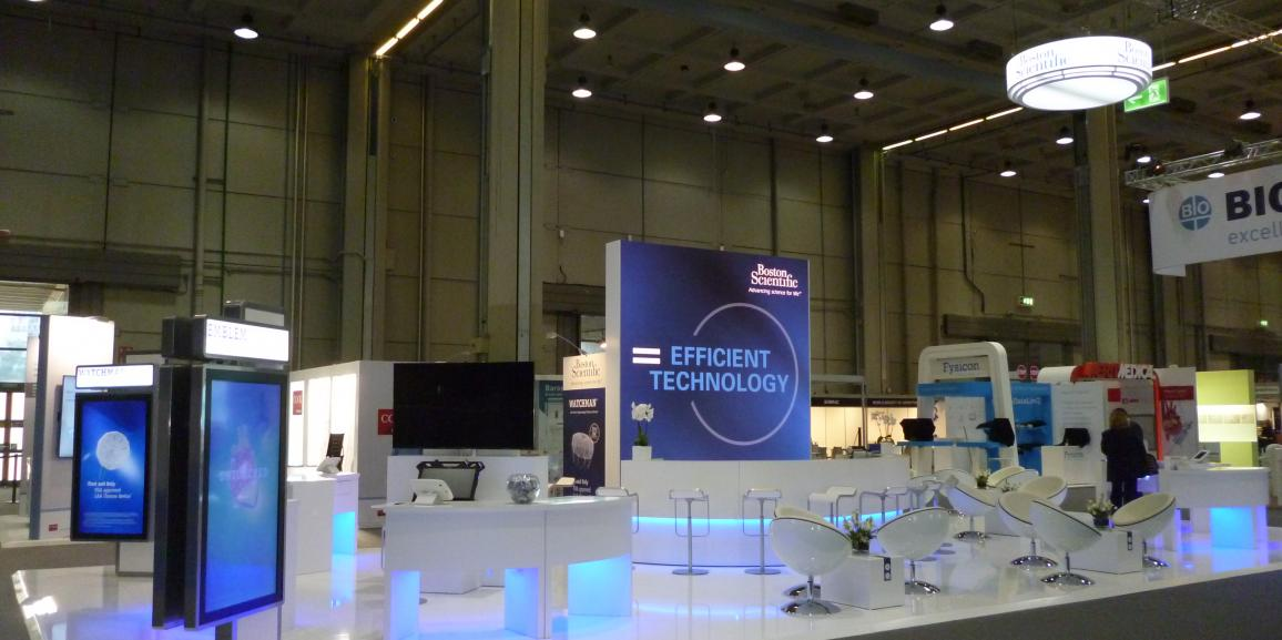 Stand Boston Scientific – Europace Cardiostim – 2015