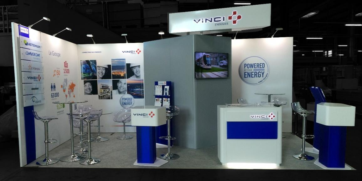 Stand Vinci Energies – salons RH