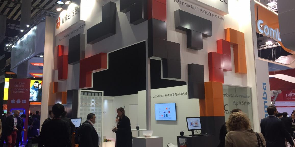 Stand Intersec – Mobile World Congress – 2016