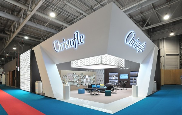Stand-Christofle-Maison-objet-2013-Centthor