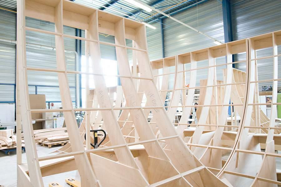 création de concepts d'exposition depuis 1984