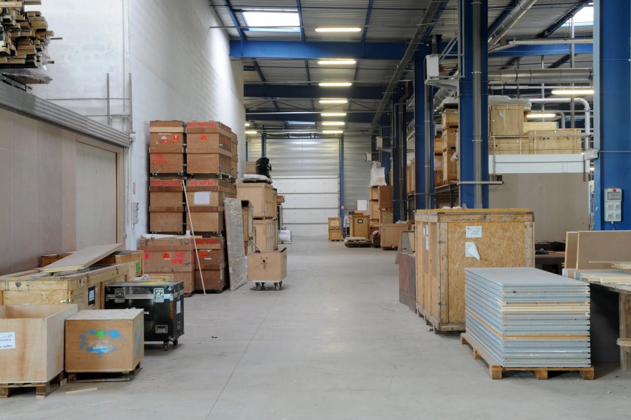 Fabrication, installation, démontage, stockage : le choix de la sérénité