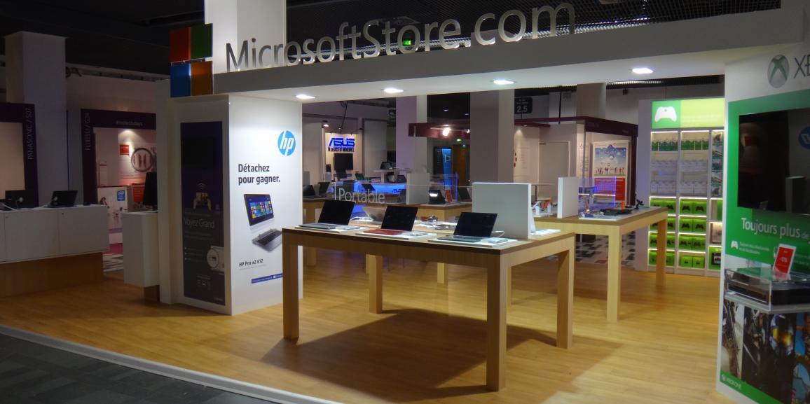 Installation générale Microsoft – Techdays – 2015