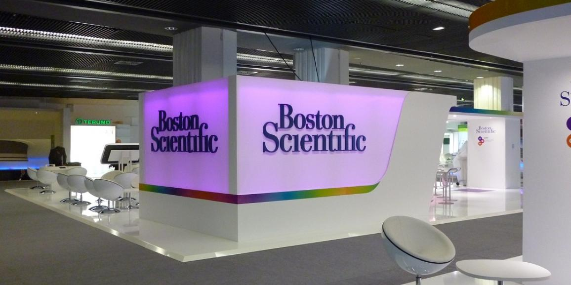 Stand Boston Scientific – PCR 2012