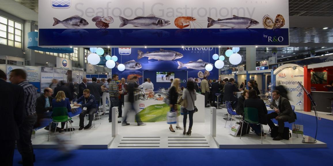 Stand R&O Seafood Gastronomy
