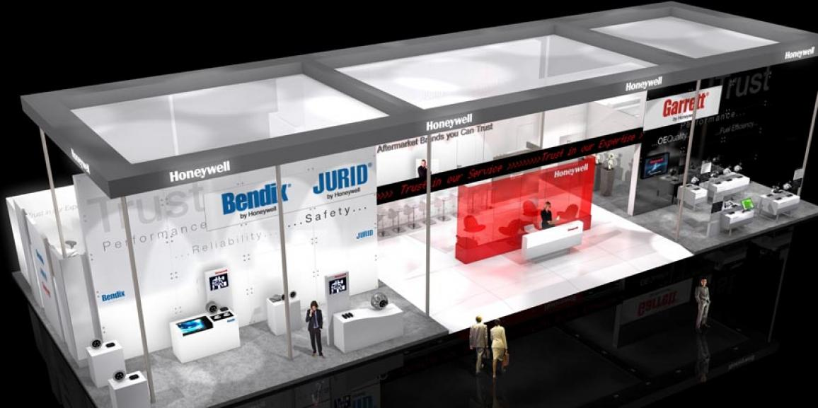 Stand Honeywell – Automechanika