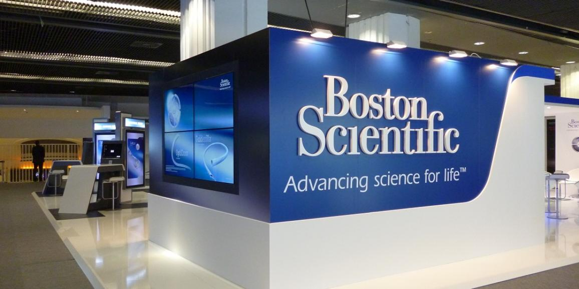 Stand Boston Scientific – PCR 2013