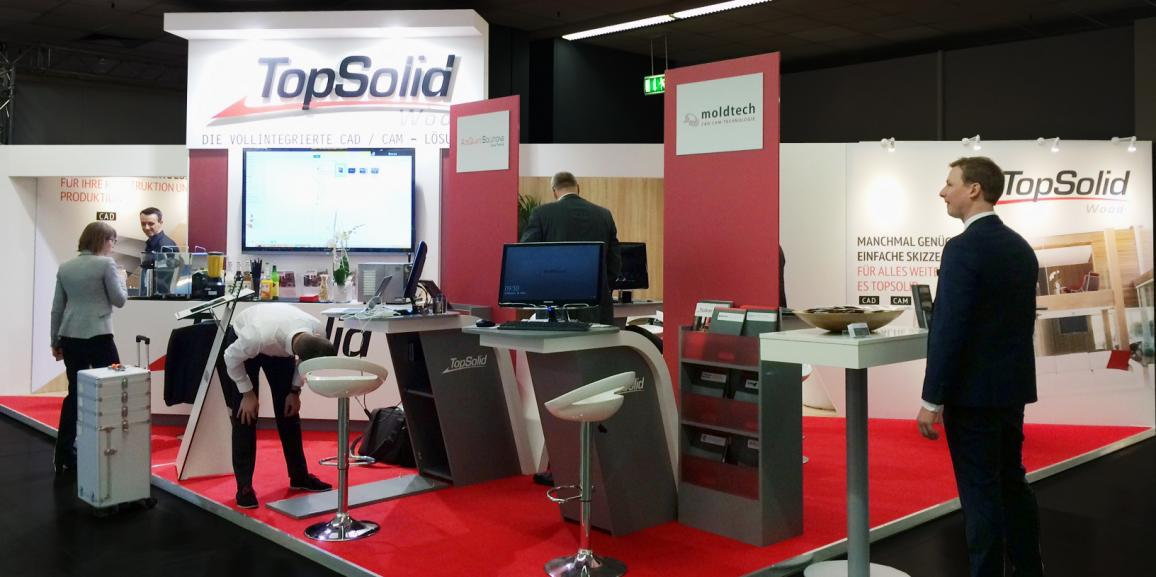 Stand TopSolid – HHW – 2016
