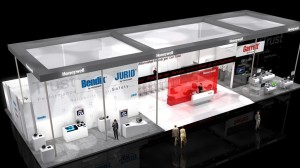 Stand Honeywell_Automechanika_Centthor