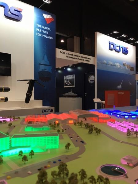 Stand_DCNS_Balt_Military_Expo_2016_Centthor-2