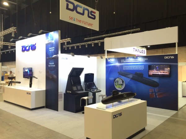 Stand_DCNS_UDT_Oslo_2016_Centthor-2